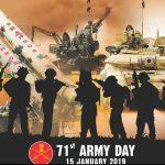Indian Army Day: 15 January
