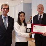 Yu Wensheng Wins Franco-German Human Rights Award