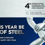 India Steel 2019 Exhibition and Conference Begins in Mumbai