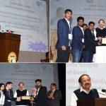Vice President M. Venkaiah Naidu Presented Chhatra Vishwakarma Awards and SAGY Awards