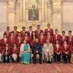 President Ram Nath Kovind Confers Pradhan Mantri Rashtriya Bal Puraskar 2019