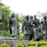 National Salt Satyagraha Memorial Inaugurated At Dandi