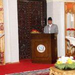 Former Law Minister of Nepal Nilambar Acharya Appointed Country's Ambassador to India