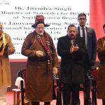 PM Laid Foundation Stone For Various Development Projects in Leh