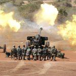 Indian Army Carried Out The Annual Exercise Named 'Exercise Topchi'