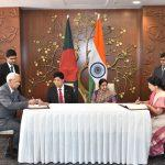 5th India-Bangladesh Joint Consultative Committee Meeting Held In New Delhi