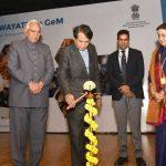 Commerce Minister Launched 'SWAYATT' on GeM