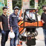 Bandicoot-A Drainage-Cleaning Robot Introduced In Chennai