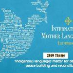 International Mother Language Day: 21 February