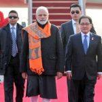 PM Modi On 2-Day Visit To South Korea