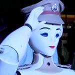 Pinarayi Vijayan Inaugurated First Humanoid Police Robot KP-BOT In India