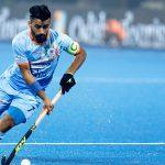 Harmanpreet Singh Honoured With AHF's Player Of The Year