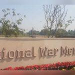 PM Modi Inaugurated 40-Acre National War Memorial in New Delhi