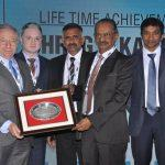 Lifetime Achievement Award For G.R. Karthikeyan