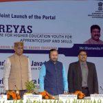 HRD Ministry Launches SHREYAS Scheme