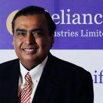 Mukesh Ambani World's 8th Richest With Net Worth Of $54 bn