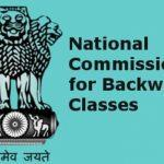 Bhagwan Lal Sahni Appointed Chairman Of the National Commission For Backward Classes