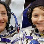 NASA astronauts to carry out first all-female spacewalk