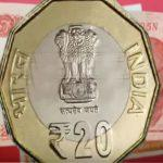 Government announces new Rs 20 coin