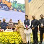 Indore Bags Cleanest City Award For 3rd Straight Year