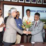 Dr. A.K. Mohanty Takes Over As Director BARC