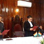C Lalsawta Sworn In As Mizoram's 1st Lokayukta Chairman