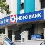 HDFC Bank Becomes 3rd Indian Firm To Cross Rs6 trillion Market Cap