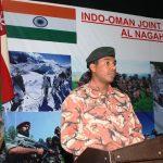 Indo-Oman Joint Ex Al Nagah 2019 Begins