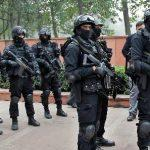 US Special Operations Forces Hold Exercise With NSG In Hyderabad