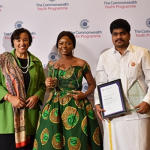 Padmanaban Gopalan Wins the Commonwealth Youth Award For The Asian Region