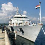 'Vijit' Becomes 1st Indian Coast Guard Ship To Visit Indonesia