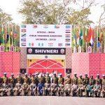 Africa-India Field Training Exercise AFINDEX-19 Begins