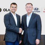 Hyundai, Kia Signed Agreement To Invest $300 million in Ola