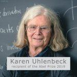Mathematician Karen Uhlenbeck becomes 1st Woman To Win Abel Prize