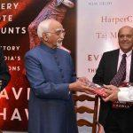 Book Titled 'Every Vote Counts' of Navin Chawla Launched