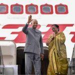 President Kovind Embarks On State Visit To Croatia, Bolivia And Chile