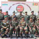 Indian-Sri Lankan Joint Military Exercise MITRASHAKTI–VI Begins
