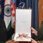 President Kovind Honoured With Croatia's Highest Award