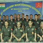 1st Indian Army Mountaineering Expedition To Mt Makalu Flagged Off
