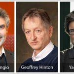 Geoffrey Hinton, Yann LeCun, and Yoshua Bengio Named Turing Award Winners