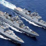 GRSE Becomes 'First' Indian Shipyard To Deliver 100 Warships