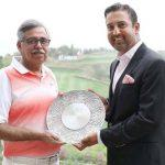 Pawan Munjal Felicitated By Asian Tour For Contribution To Golf In Asia