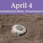 International Mine Awareness Day: 4 April
