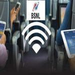 BSNL Gets Licence For WiFi On Flights