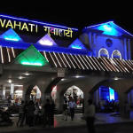 Guwahati Railway Station 1st To Get ISO Certification In India