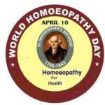 World Homoeopathy Day: 10th April