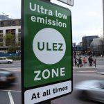 London Becomes 1st City To Use Pollution Charge Zone