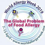 World Allergy Week 2019: 7-13 April