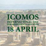 International Day for Monuments and Sites: 18th April