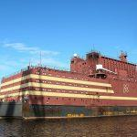 Russia Successfully Tests World's First Floating Nuclear Power Plant